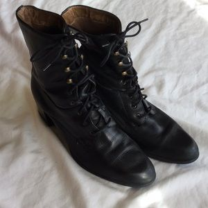Naturalized Victorian Steampunk Boots 6.5